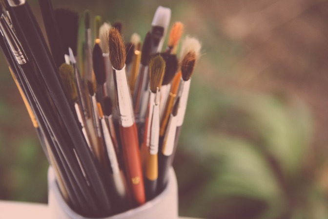 How To Care For Your Paint Brushes