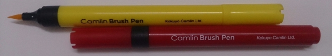 Camlin Brush Pen