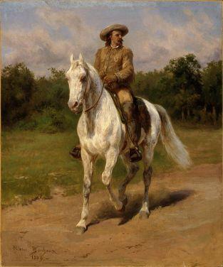Portrait de Col. William F. Cody