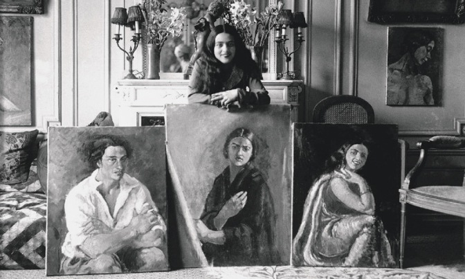 Amrita Sher-Gil: Pioneer of India's Modern Art